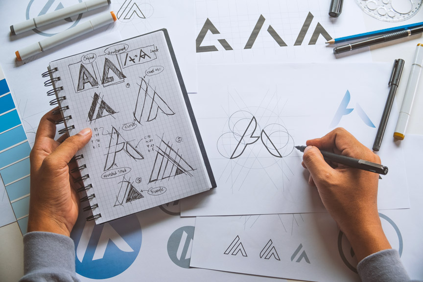 Types Of Graphic Designing
