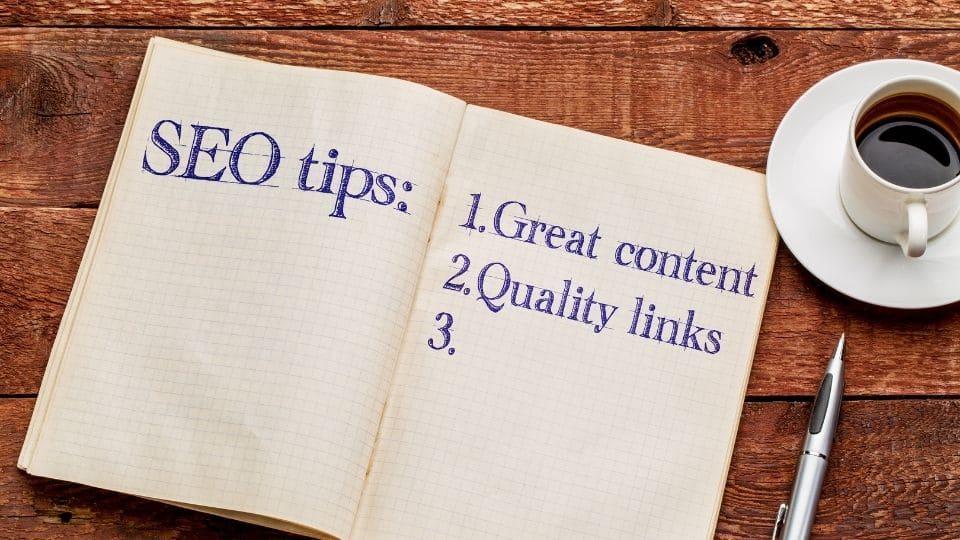 Smart Google SEO Tips